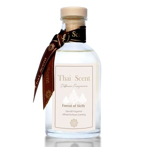 ThaiScent泰香 西西里森林擴香精補充瓶160ml