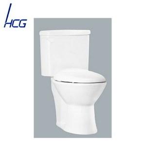 【HCG和成】兩件式沖水馬桶(CS4396)-牙色 管距40CM