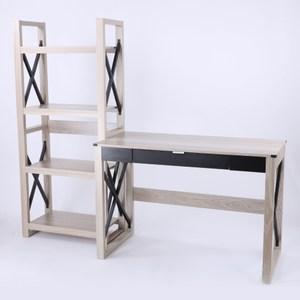 組.特力屋哥本哈根書桌+哥本哈根書櫃