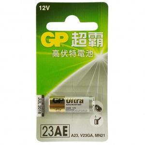 GP 高伏特電池 23A 1入