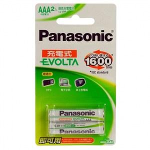 Panasonic EVOLTA 充電池4 號 2 入