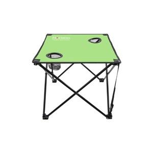 天際線輕便折疊野餐桌(蘋果綠)
