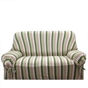 艾羅超彈性二人沙發便利套 綠