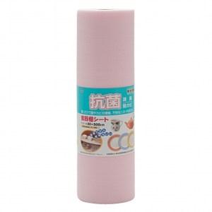 消臭食器棚用紙素色圓型