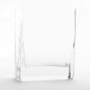Tess 特斯長方型玻璃花器 13cm