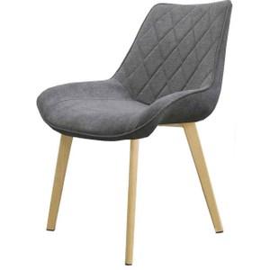 【YOI傢俱】維洛納休閒椅-灰布面灰布面