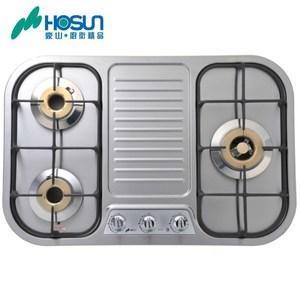 【豪山HOSUN】歐化檯面爐(ST-3139)-桶裝瓦斯