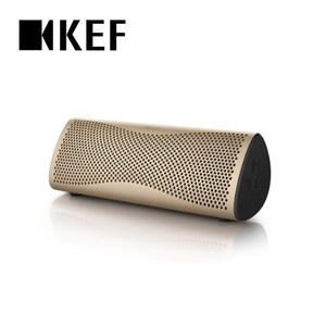 KEF MUO 發燒級藍牙揚聲器 金