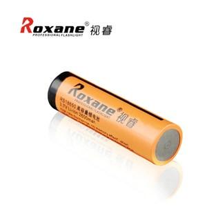 Roxane視睿18650電池,容量2600mAh