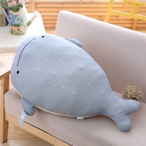 動物好朋友  【大 鯨魚】   造型抱枕  棉床本舖
