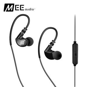 MEE audio X1 入耳式防汗運動耳機黑色