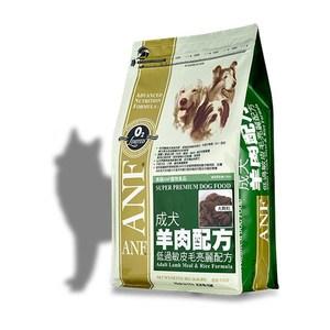 ANF 美國愛恩富 成犬羊肉配方 大顆粒 狗飼料 15kg X 1包