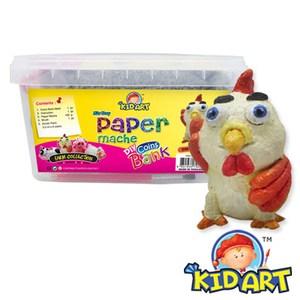 KID ART 美國創意手作黏土 紙黏土(咕咕雞)