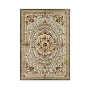 維羅納立體厚絲毯160x230cm 羅浮藍