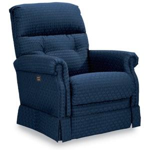 La-Z-Boy 電動式休閒椅P16-801 布款 藍色