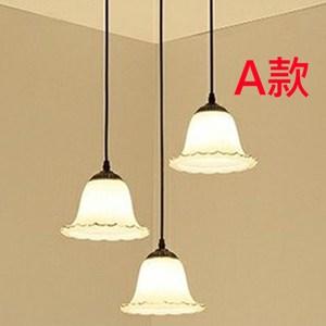 HONEY COMB 美式鄉村風餐吊燈 四款 圓盤款 A款 TA8303