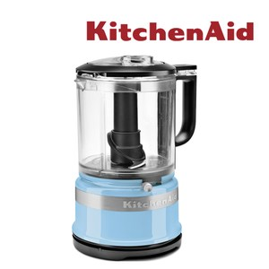 KitchenAid 5 cup 食物處理機(絲絨藍)