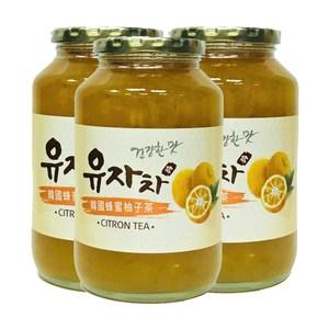 (組)韓國蜂蜜柚子茶 3入組