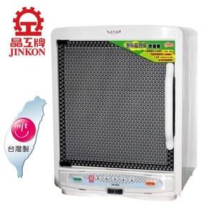 晶工不鏽鋼紫外線殺菌烘碗機 EO-9053~台灣製