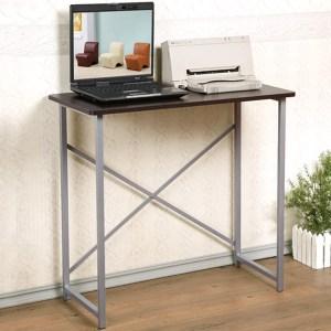 《Homelike》超值工作桌-胡桃木