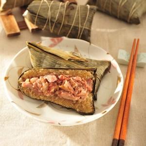 【南門市場立家】古早味湖州粽 10粒 (200g/粒)鮮肉5+豆沙5