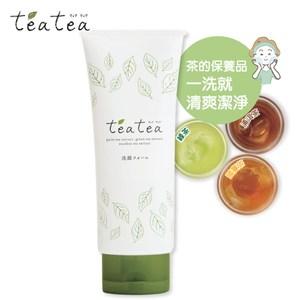 teatea綠茶深層海泥潔顏乳