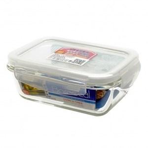樂扣樂扣第三代玻璃保鮮盒430ML