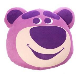 HOLA 迪士尼系列 Toy Story 造型抱枕 熊抱哥 Lotso