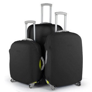 Joytour 旅行箱彈力布保護套 20吋(三色)-黑