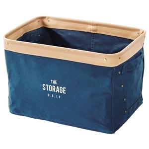 Zeller Life|The storage大收納袋(藍)37(W)x 25(D)x 2