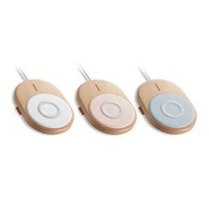 PROBOX 北歐風  HA9-15W 15W 木質無線充電板粉