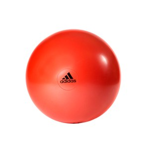 Adidas Training 伸展減壓瑜珈球 橘紅 65cm