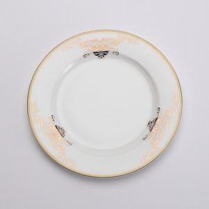 金色盛宴骨瓷8.75吋平盤