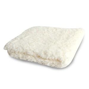 Lovel 7倍強效吸水抗菌超細纖維方巾(棉花白)