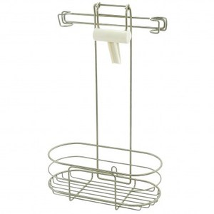 ASVEL浴室蓮蓬頭專用掛式置物架