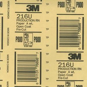 高耐磨砂紙-800號-5張