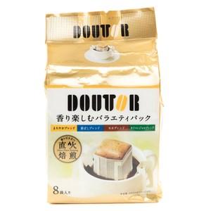 日本 DOUTOR 羅多倫 濾式咖啡醇厚 7Gx8