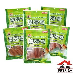 【PETS A+】潔牙骨〔長&短〕150g*6入組(D831A01-1)