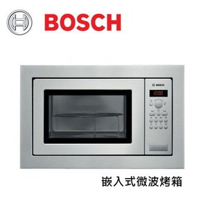BOSCH博世 嵌入式微波烤箱(110V)-HMT84G651U