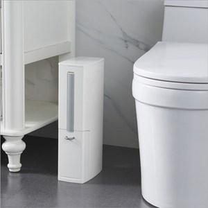 PUSH!居家生活專利多功能收納垃圾桶I77白色白色