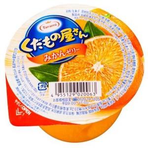 日本TARAMI水果屋果凍蜜柑160g
