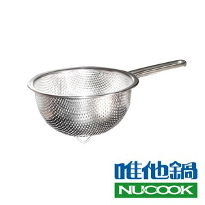 【VitaCraft 唯他鍋】Nu Cook 不鏽鋼帶把網籃18cm