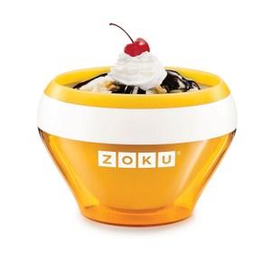 ZOKU 快速製冰淇淋機橘色