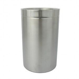 鏡環不鏽鋼雙層冰桶