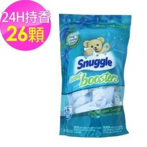 美國 Snuggle 衣物柔軟芳香球-鳶尾花香(520g/26顆)*2