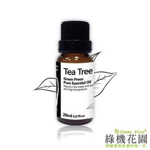 【綠機花園】暢快森活-茶樹精油(純植物精油)20ml