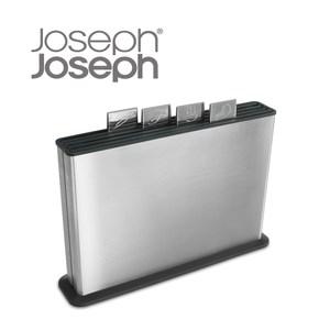 Joseph Joseph 極致品味檔案夾止滑砧板組(禮盒升級版)