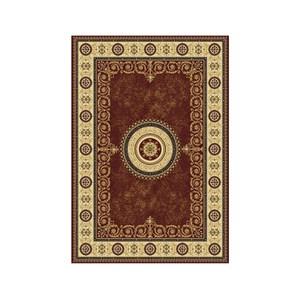 芭比仿絲毯160x230cm經典紅