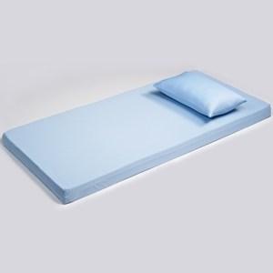 10CM 複合型記憶床墊吸濕排汗超值組 單人尺寸款 186x90x10cm (混款隨機)