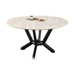 麥爾斯4.3尺圓餐桌